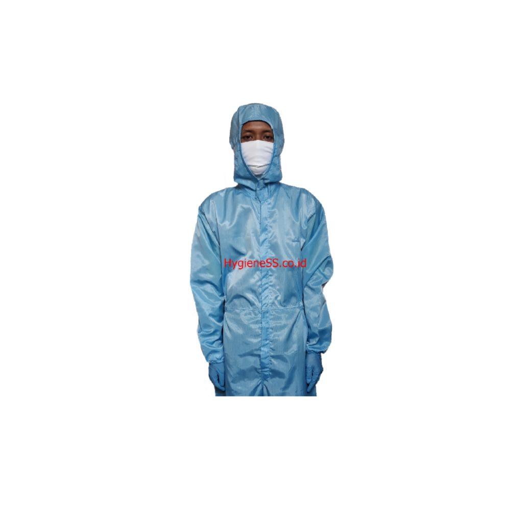 Seragam Produksi Antistatic Tipe Wearpack