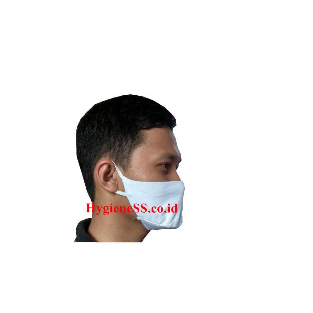 Masker Jenggot